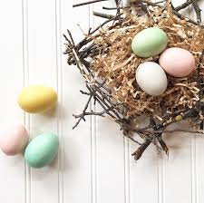 eco easter eggs diy eco friendly easter egg nest healthy happy hilarious