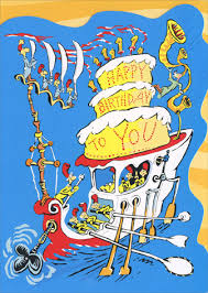 happy birthday dr seuss happy birthday to you dr suess birthday card by graphique de