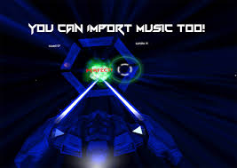 rhythm based vr shooter starship disco is now out for the gear vr