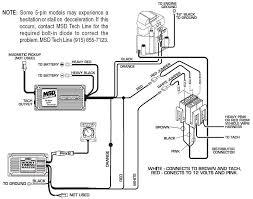 msd distributor wiring diagram wiring free wiring diagrams