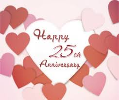 25th Anniversary Wishes Silver Jubilee 25th Anniversary Wishes Best Wedding Anniversary Messages U0026 Sms