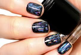 holographic nail foils nailderella