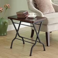 Small Folding Side Table Small Folding Side Tables Wayfair