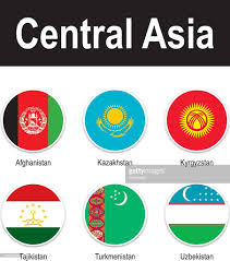 Flag Of Turkmenistan Flags Of Central Asia Vector Art Getty Images
