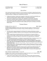 Sample Consulting Resume Mckinsey by Parker Bruce Resume