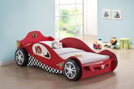Kids Red Mclaren Racing Car Bed For Only  M  H Designs - Race car bunk bed