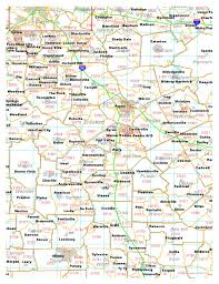 Atlanta Ga Zip Code Map by Map Of Georgia Zip Codes By State Pictures To Pin On Pinterest