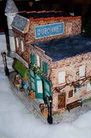 436 best gingerbread house city scenes images on pinterest