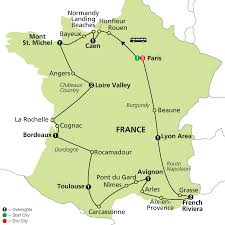 Provence France Map by Grand Tour Of France With Anzac Day 100th Anniversary