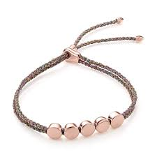 Infinity Bracelet With Initials Bracelets Gold U0026 Silver Bracelets For Women Monica Vinader