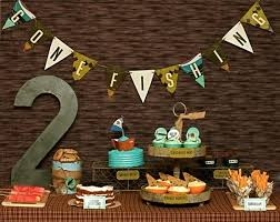 Fishing Themed Baby Shower - 20 fishing themed birthday party ideas spaceships and laser beams