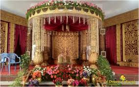 Wedding Reception Stage Decoration Images V Decors And Events Wedding Planners In Pondicherry Wedding