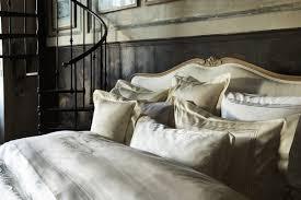 christian fischbacher bed linen luxury nights noblesse