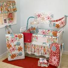 Cotton Tale Poppy Crib Bedding Cotton Tale Poppy 4 Crib Bedding Set Cotton Tale Babies