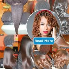pictures of a black blowout hairstyle blowout hairstyles thirstyroots com black hairstyles