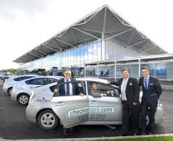 lexus hills of woodford toyota prius glides in at bristol airport toyota uk media site