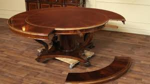 extendable round dining table unique expandable round dining table on room tables images stunning