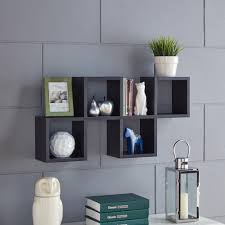 wall shelf designs home decorators collection 47 3 in w x 10 2 in d x 2 in h white