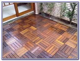 interlocking wood deck tiles ikea decks home decorating ideas