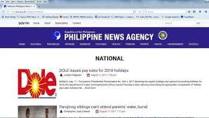 bureau vall dole andanar use of dole logo in dole pay probe
