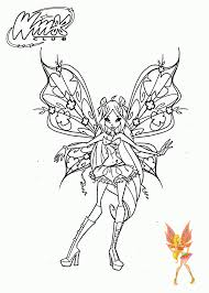 coloring pages excellent winx club coloring pages elvenpath