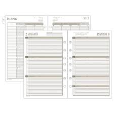 two page weekly planner template amazon com day runner weekly monthly planner refill 2017 5 1 amazon com day runner weekly monthly planner refill 2017 5 1 2 x 8 1 2