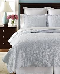 Martha Stewart Duvet Covers Amazon Com Martha Stewart Collection Whisper Leaves Full Queen