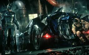 batman arkham knight beth car hd wallpaper download for mobile