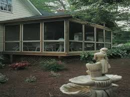 Screened In Porch Decor 25 Best Screened In Porch Cost Ideas On Pinterest Screened Deck
