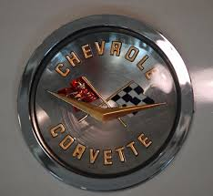 first chevy logo chevrolet corvette the first model a convertible was designed