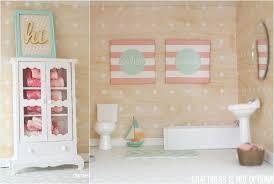 Dollhouse Decorating by Dollhouse Tour Dollhouse Decorating Ideas