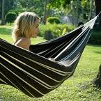 paradiso two person hammock terra cotta