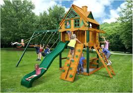 backyard playground equipment best of the 10 best wooden swing