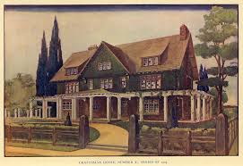 1900 sears homes and plans craftsman exterior colors a red roof