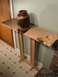 Hallway Accent Table Custom Rustic Accent Tables By Dumond S Custom Furniture