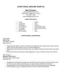 Promotion Resume Sample by Web Master Resume Sample Resumedoc