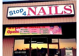 best nail salon bellevue wa three best rated nail salons