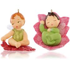 baby keepsake ornaments 2015 baby fairy messengers hallmark keepsake ornament hooked on