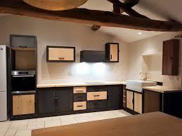 meuble cuisine industriel cuisine industriel luxury meuble de cuisine style industriel 2017
