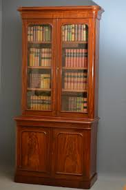 Bookcase Mahogany Small Victorian Bookcase Mahogany Bookcase Antiques Atlas