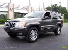 jeep 2003 2003 jeep grand cherokee limited in graphite metallic 615147