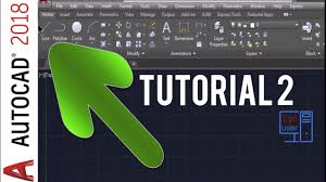 tutorial autocad line autocad 2018 line command tutorial how to draw a line in autocad