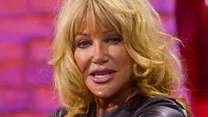 how to cut your own hair like suzanne somers recent appearance of suzanne somers sparks criticism inside edition