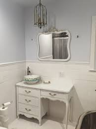 bathrooms design dresser bathroom vanity french style shabby