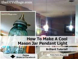 Jar Pendant Light Mason Jar Pendant Light By Thediyvillage Com 1200x902 Jpg