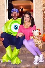 Monsters Boo Halloween Costume 25 Partner Halloween Costumes Ideas Partner