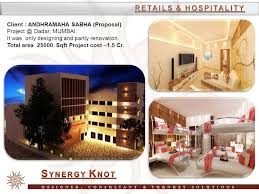 Synergy Interior Design Synergy Knot Interior Turnkey Solutions Ppt Download