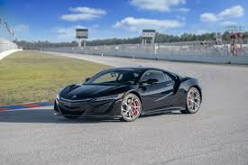 Acura Nsx Black Drive Of The Week In Car Video Nsx At Ncm Xtreme Xperience