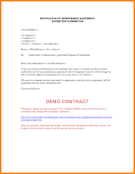 2 termination of contract letter cfo cover letter