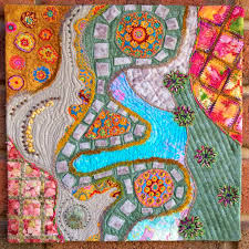 map quilt 163 best map quilts images on map quilt landscape